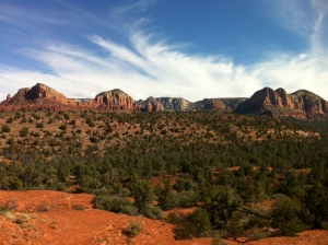 Sedona, power of slow, energy vortex